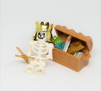 ☀️NEW Lego 6x Crystal Rock Treasure Chest with Gold Coins /& Diamonds Jewels RARE