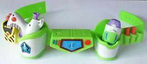 1990's ThinkWay Toys - Toy Story Buzz Lightyear Space Ranger Utility Belt/Green