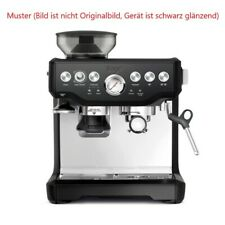 SAGE Appliances Barista Express Black Sesame SES875BKS Espressomaschine