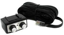 New Rockford Fosgate PPB1 Punch Amplifier Remote Bass/Treble Dual Knob EQ Boost