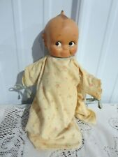 """Vintage Cameo Kewpie Doll 10 1/2"""""""