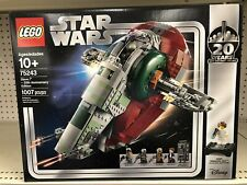 Lego 75243 Star Wars Slave 1 20th Anniversary Edition Building Set
