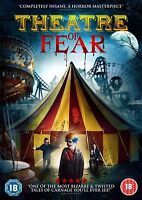 Theatre Of Fear DVD Nuovo DVD (DIG3958)