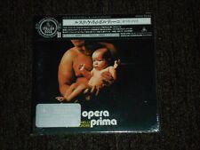 Paolo Rustichelli & Carlo Bordini Opera Prima Japan Mini LP sealed