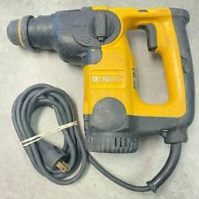 Dewalt D25313 1 L Shape Three Mode Sds Plus Rotary Hammer Drill