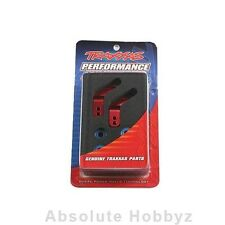 Traxxas Aluminum Stub Axle Carriers Red-Anodized - TRA3652X
