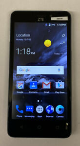ZTE SONATA 3 CRICKET Z832 Looks Good Works Great Clean Esn FREE SHIPPING