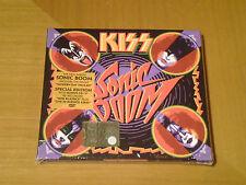 KISS - SONIC BOOM DE LUXE EDITION  -  NUOVO SIGILLATO