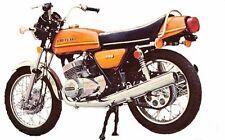 Kawasaki Triples - Mach II 350 S3-400 H1-500 H2-750 Huge Collection, Performance