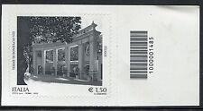 ITALIA 2012 TERME DI FIUGGI/POPE BONIFACIO/ARCHITECTURE/BATHS/CODICE A BARRE
