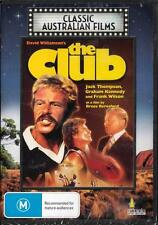 THE CLUB - JACK THOMPSON & GRAHAM KENNEDY - NEW & SEALED DVD - FREE LOCAL POST