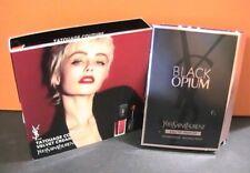 Ysl - Tatouage Couture Velvet Cream #216 & Black Opium - Eau De Parfum - 2 New