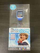 Kurio Glow Smartwatch for Kids with Bluetooth, Apps, Camera & Games, Blue (NEW)