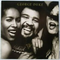 George Duke Reach For It LP Epic 1977 Vintage VG+/VG++