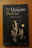 Libro Don Quijote de la Mancha Miguel de Cervantes Edelvives Fernando Gómez