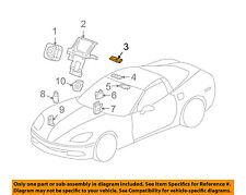 GM OEM Alarm System-Anti-Theft Sensor 21999323