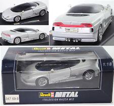 Revell 8812 BMW Nazca M12, silber, 1:18