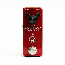 Keeley Red Dirt Mini Overdrive Distortion Guitar Effects FX Stompbox Pedal