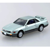 Takara Tomy Tomica Premium No.08 Nissan Silvia