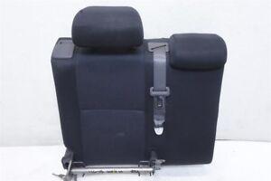 2009 Scion tC Rear Passenger Right Seat Second Row Upper Seat 71077-21440-B3