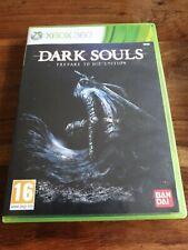 Dark Souls -- Prepare to Die Edition (Microsoft Xbox 360, 2012)