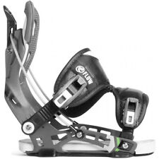 2019 FLOW NX2 Space Grey Snowboard Bindings NEW Large (7.5-11)