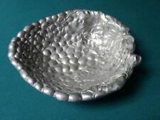 "Pewter Grape Serveware Bowl by Wilton Armetale 2 X 11 X 10""  [*MET5]"