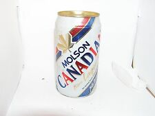 MOLSON CANADIAN LAGER BEER - BIERE -ROCKS THE GREAT CANADIAN CABIN PARTY.