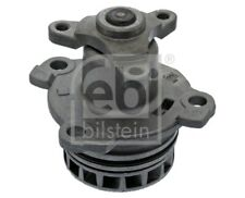Water Pump fits RENAULT MASTER Mk3 2.3D 2010 on Coolant 210103098R 8200332040