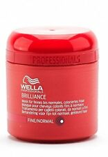 Wella - Masque Brilliance CH fins a normaux 150 ml