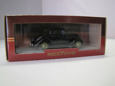008 Rextoys ford 1935 Coupe 5 Windows 2 Doors 53 - 1:43