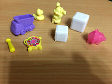 Barbie Doll Baby Nikki Krissy Kelly Nursery Accessory Toy Truck Duck Blocks Lot