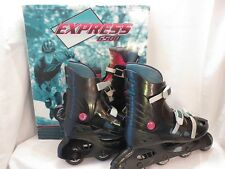 Express 6500 Inline Skates Men's 9 (by Veriflex) Vintage