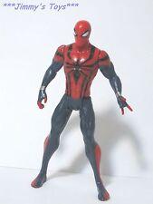 "U57 MARVEL UNIVERSE THE AMAZING SCARLET SPIDER-MAN 3.75"" ACTION FIGURE !!!"