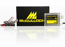 H7 6000k McCulloch Mid-Slim Xenon HID Kit - Low Beam Light