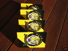 FOUR (4) Richmond  TIGERS  GIFT CARDS (blank) Ready 4 use  Unused ex-display !!