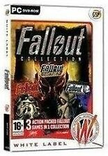 Fallout: collection (PC) (Collection of 3 games)