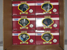 "Starting Lineup Cooperstown New Case 12"" NOS - Ruth, Cobb, Gehrig, Young, Wagner"