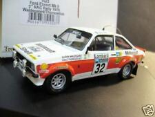 FORD Escort RS Rallye RAC 1976 Waldegard RAC #32 Trofeu 1:43