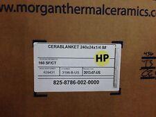 """Cerablanket Ceramic Fiber Blanket  1/4""""x 24""""x 20' 8# Dens"""