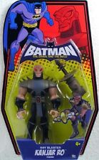 Mattel Batman Brave and the Bold Action Figure Kanjar Ro (Ray Blaster)