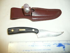 Schrade Old Timer Fixed Blade Knife with Sheath 1520T--china
