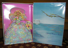 1994 Enchanted Seasons Spring Bouquet Limited Edition Barbie Doll Nrfb