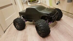 Unbreakable body for Traxxas E/revo and Hpi Savage