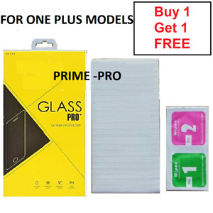 Gorilla Tempered Glass  Film Screen Protector Cover For ONE PLUS 5T 6T 7 PRO 1+
