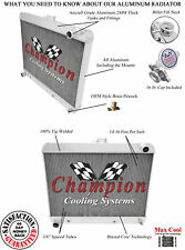 3 Row Best Cooling Champion Radiator for 1963 1964 1965 Buick Riviera V8 Engine
