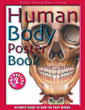 Human Body Poster Book: Ultimate Guide to How the Body Works by John Farndon...