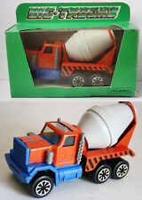 VERY RARE VINTAGE 80'S CEMENT MIXER DIE CAST TIN MADE IN BULGARIA MIKRO NEW MIB