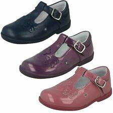 Girls Startrite Casual Hook & Loop Shoes Sunshine