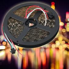 WS2812B 5M 5050 SMD Digital 300 LED Strip Light Lamp Addressable Color DC5V UK